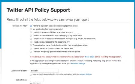 twitter-api-report